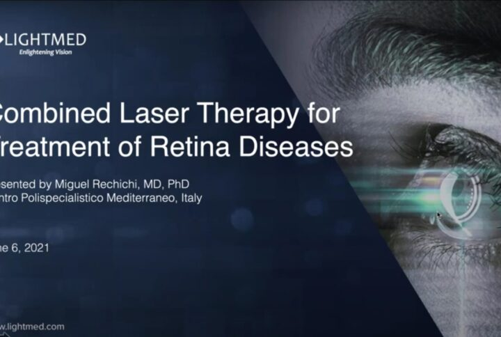 Combined Laser Therapy for Treatment of Retina Diseases