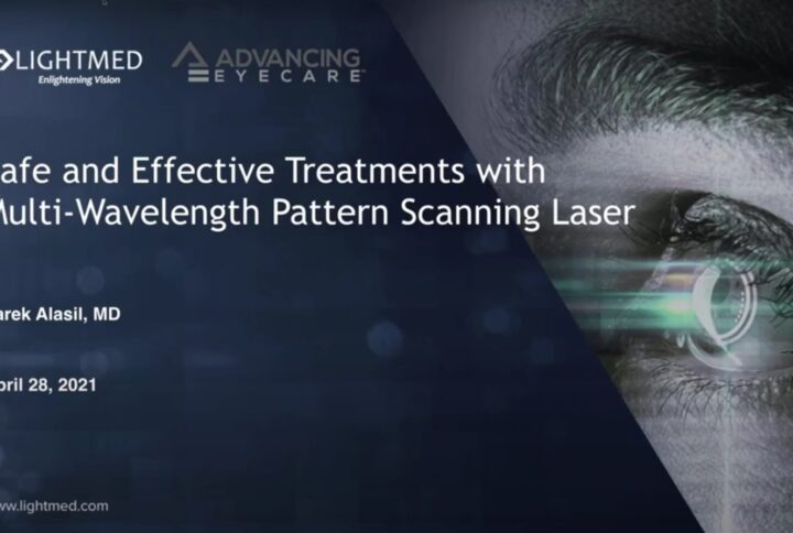 Safe & Effective Treatments with Multi-Wavelength Pattern Scanning Laser